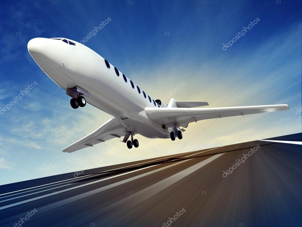 Обои вид, двигатели, Самолёт, сзади, чёрный. Авиация foto 14