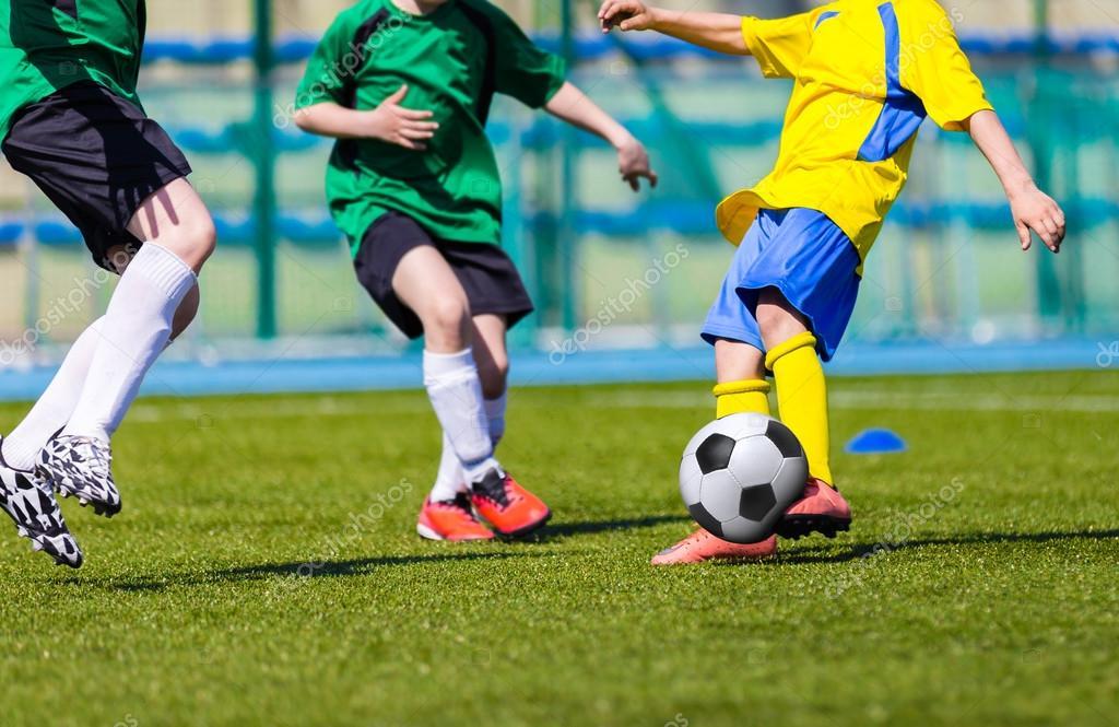 Jogo de futebol soccer
