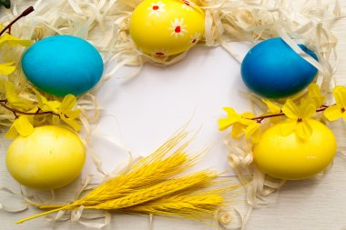 Easter and Easter eggs