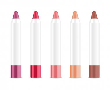 Lip stick. Vector