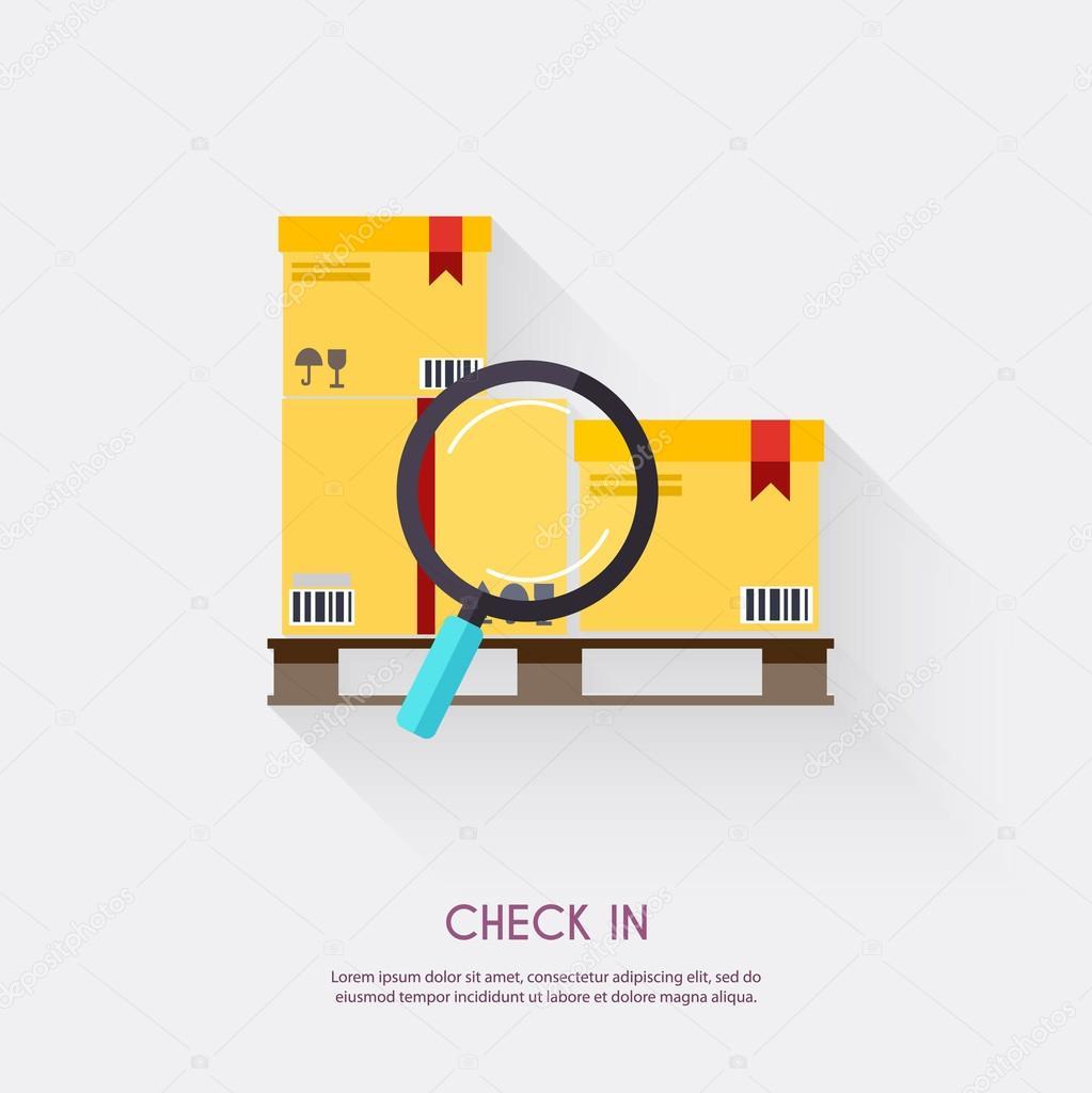 Kết quả hình ảnh cho warehouse check icon
