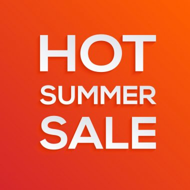 Hot Summer Sale Banners
