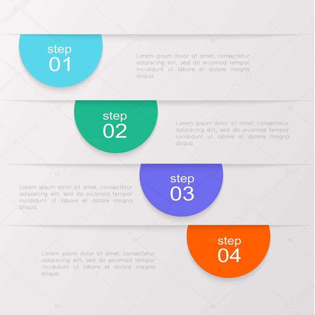 infograf u00eda colorido para tus presentaciones de negocios