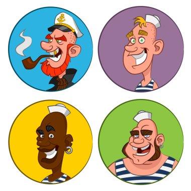 avatars sailors.