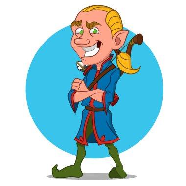 Good elf.