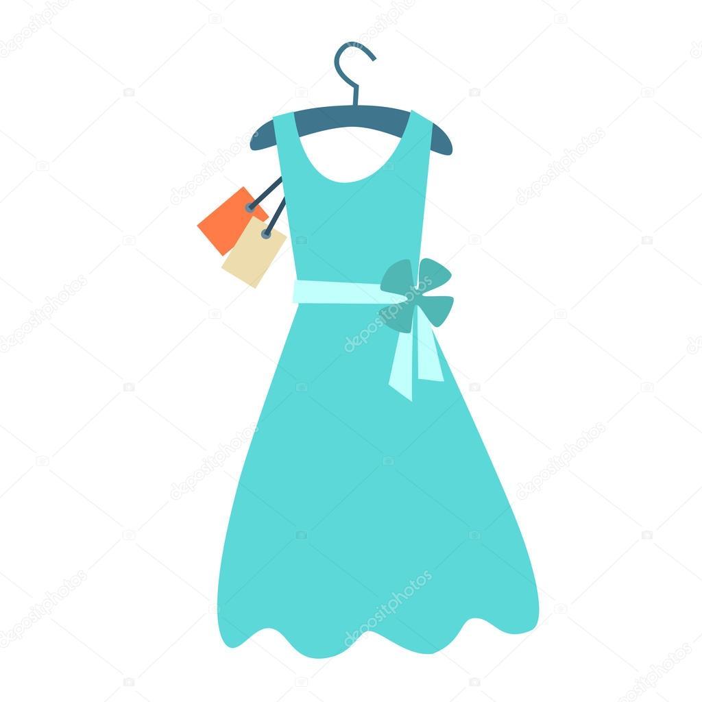 Dress hanger Stock Vectors, Royalty Free Dress hanger Illustrations ...