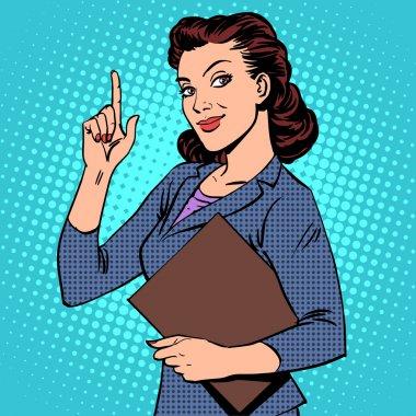 successful female businesswoman