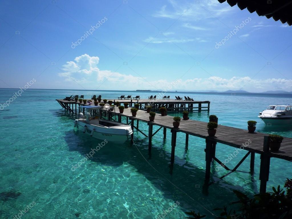 Sabah Malaysia Island Resort