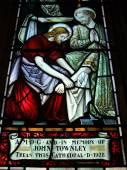 Katedrála svatého Ondřeje obarví sklářského umění