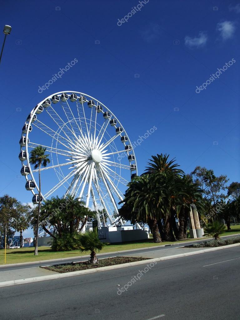 El Ferris — Fotos de Stock © seanlean #63940589