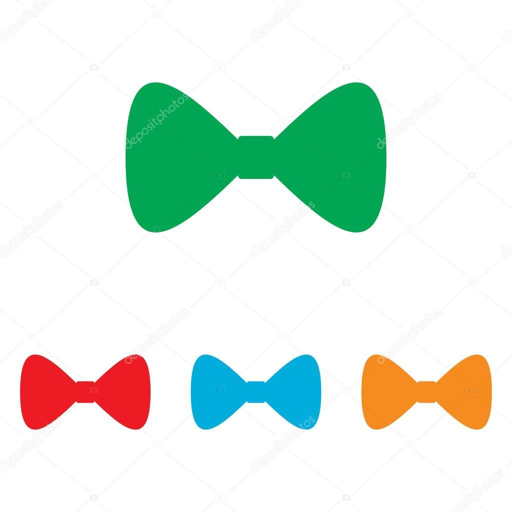 Bow Tie Icon Stock Vector C Asmati1702 Gmail Com 101753946