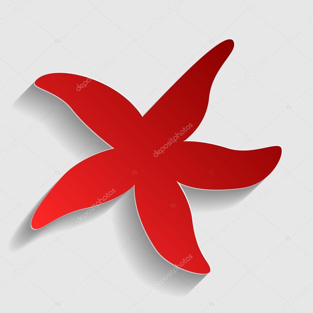 Sea star sign