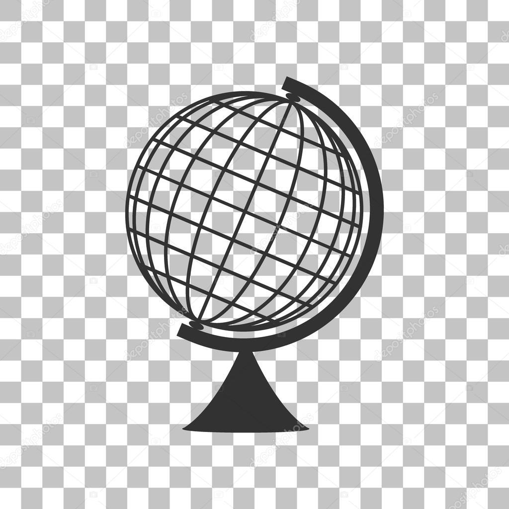 картинка глобус на прозрачном фоне