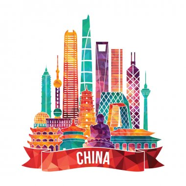 china travel icon