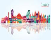 Fotografia Orizzonte di Italia