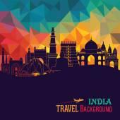 Fotografie Indie Panorama