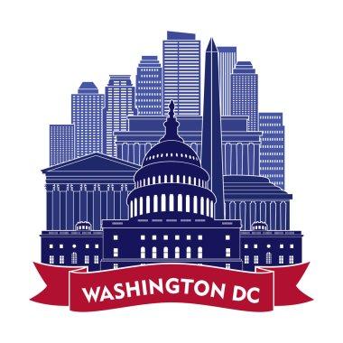 Washington Dc skyline