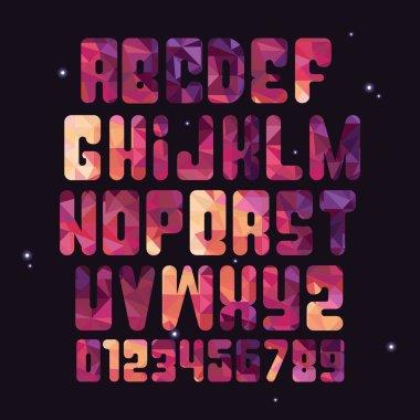 Abc alphabet letters