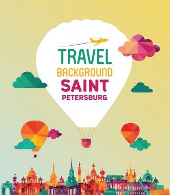 Saint Petersburg illustration