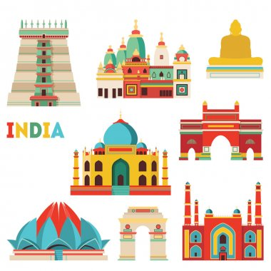 India famous monuments