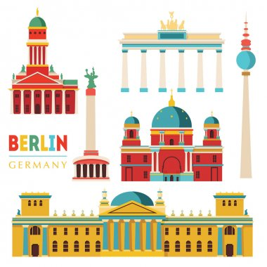 Berlin famous monuments