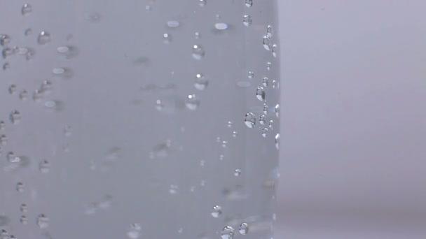 Vector blue bokeh blur background