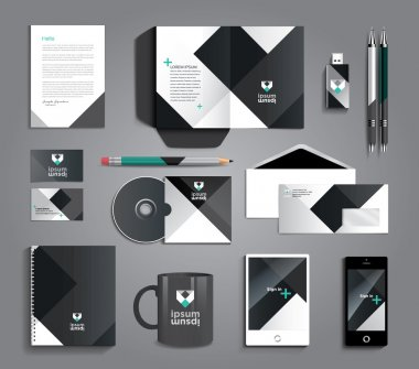 Template design for your company