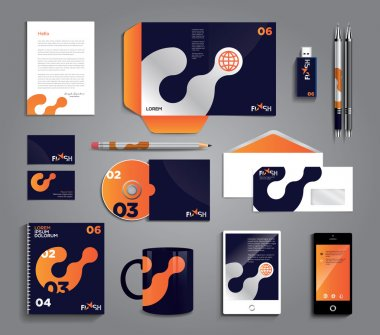 Professional  identity for your company