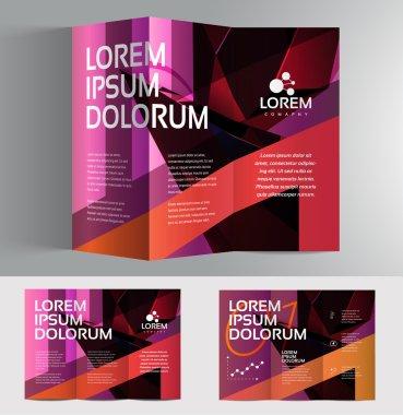 business brochure design template