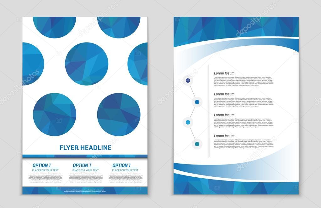 Liste, Seite, Mockup Broschüre Thema Stil, Banner, Idee, Cover ...
