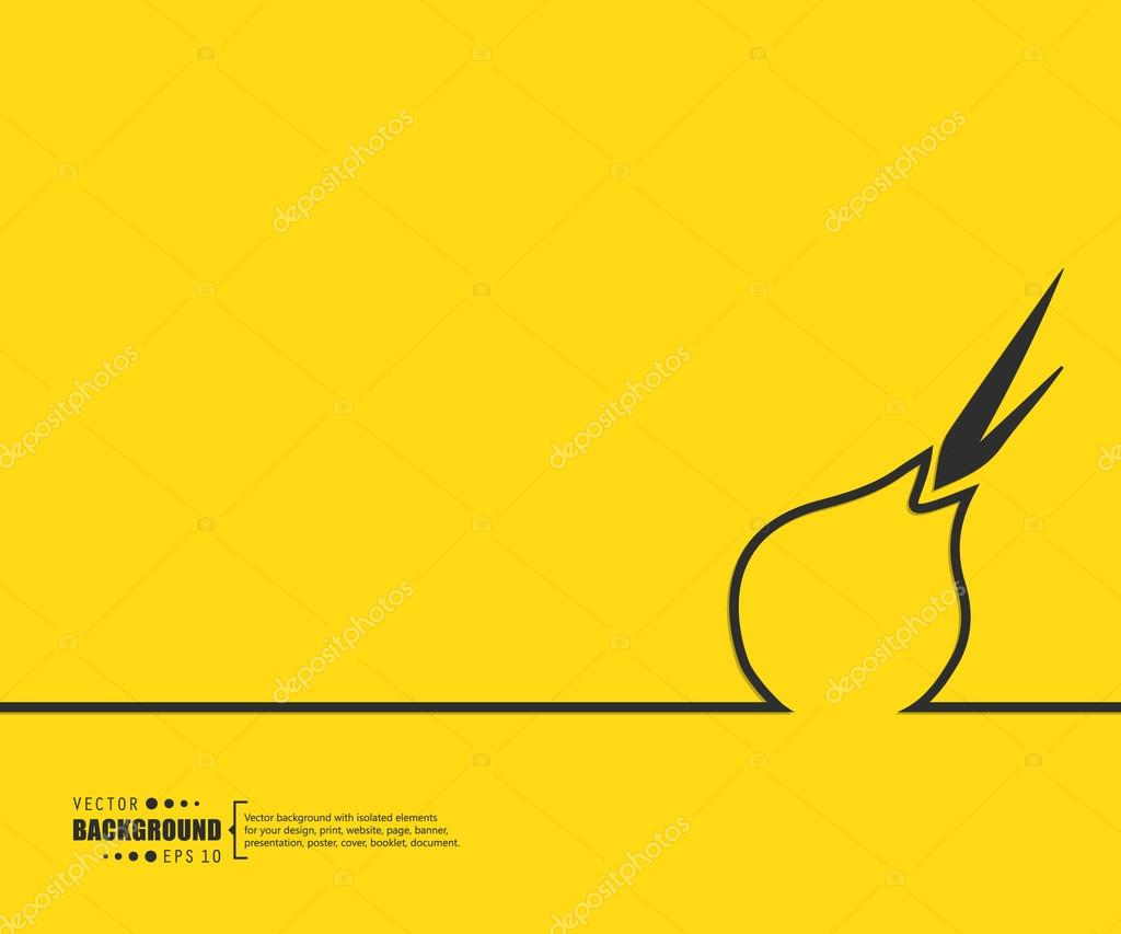 Abstract Creative Concept Vector Background For Web And