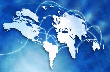 Global Network illustration