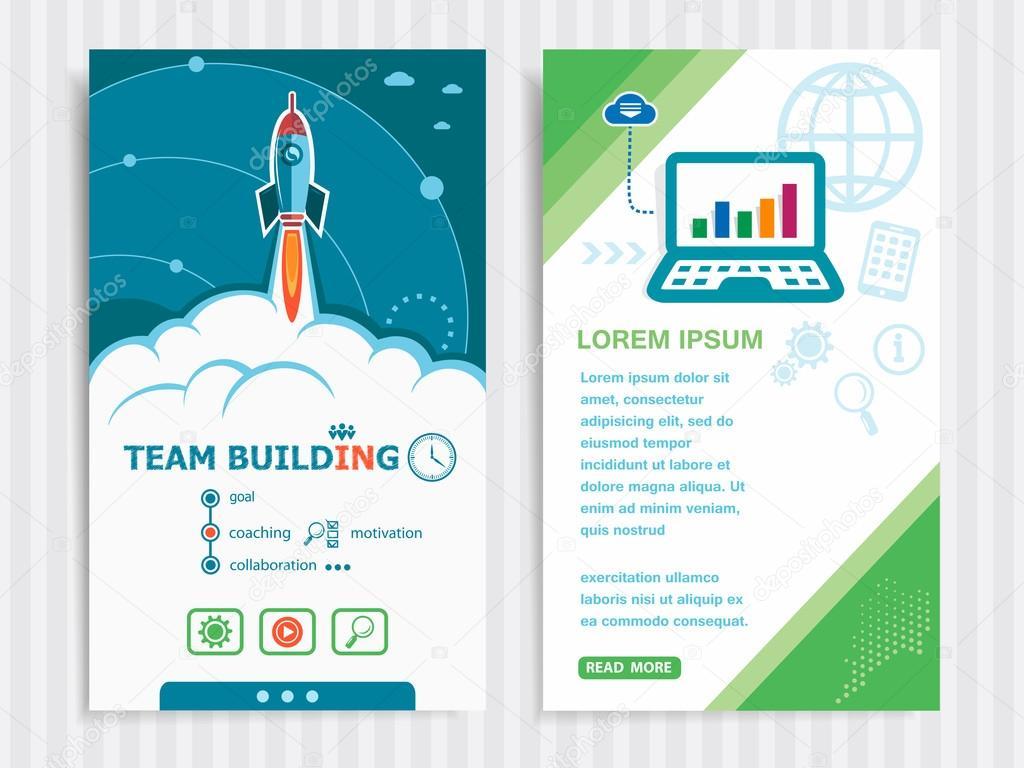team building template