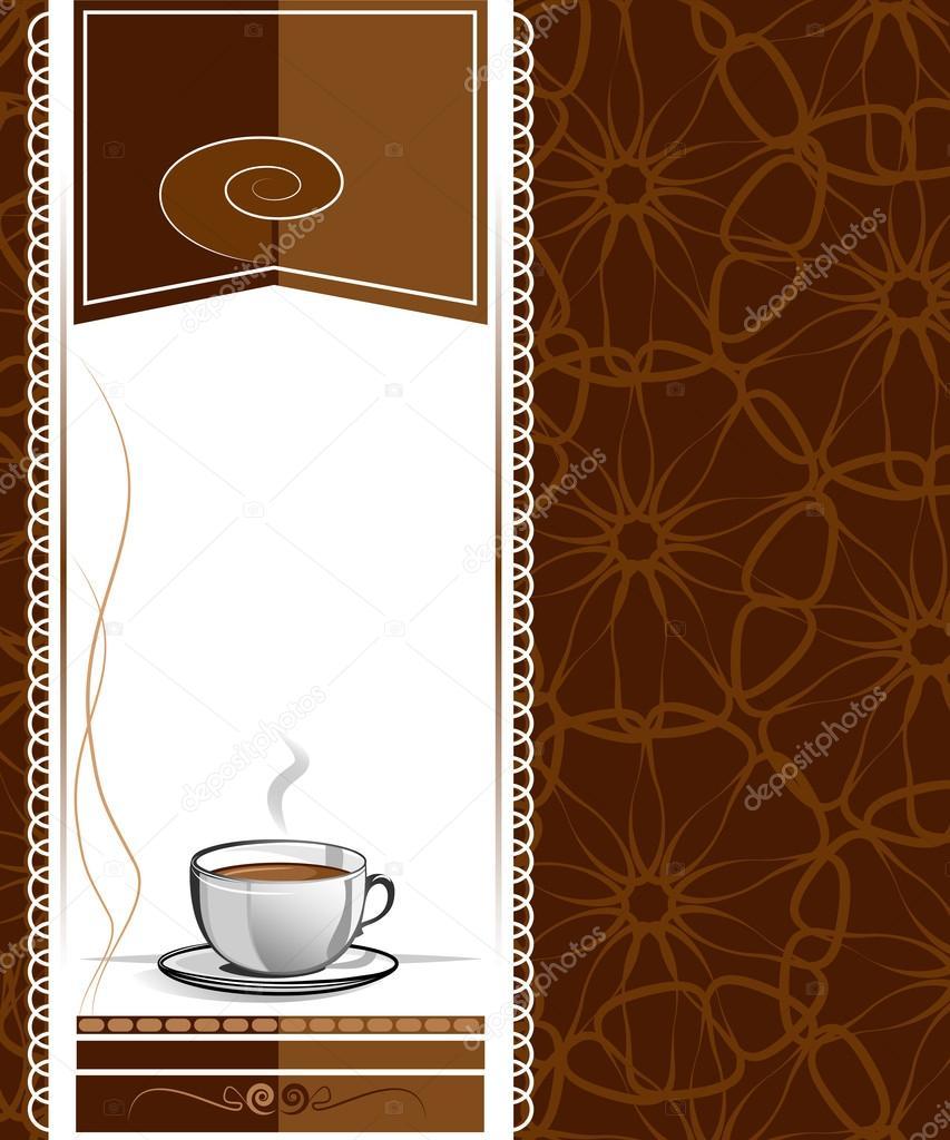 Пустые открытки для текста рекламы кафе, делать открытки