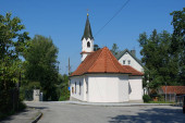 Kapelle Mariae Himmelfahrt in Inning am Ammersee