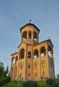 Bell tower a Szentháromság-székesegyházra a Tbiliszi