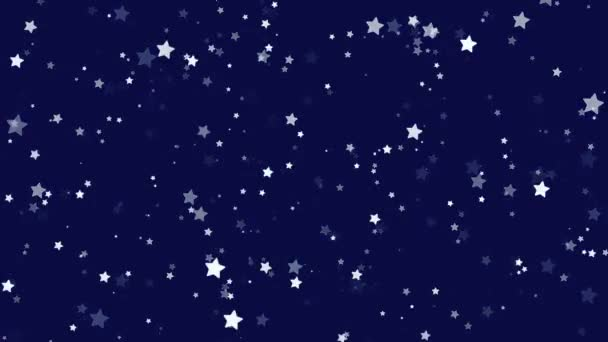Stars sparkling star pattern seamless sky background