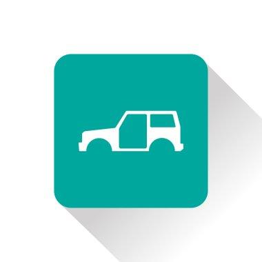 icon of car body