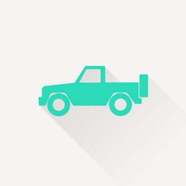 icon of pickup