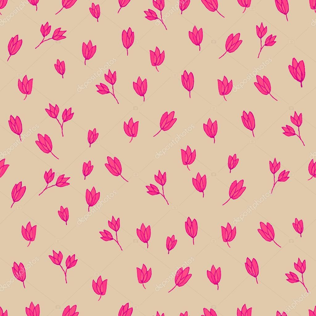Small flowers pattern