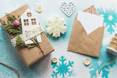 Fényképek Karácsonyi, újévi ajándék összetétele