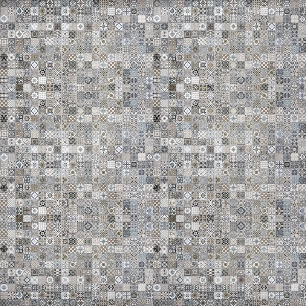Keramische Fliesen Muster Aus Portugal U2014 Stockfoto