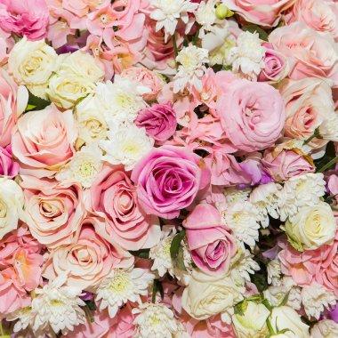 "Картина, постер, плакат, фотообои ""красивые цветы фон "", артикул 64906463"
