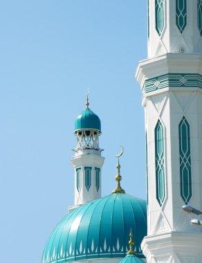 largest mosque in Karaganda