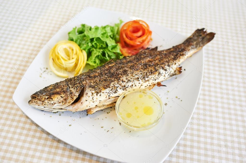 Жареная и запеченная рыба — 7