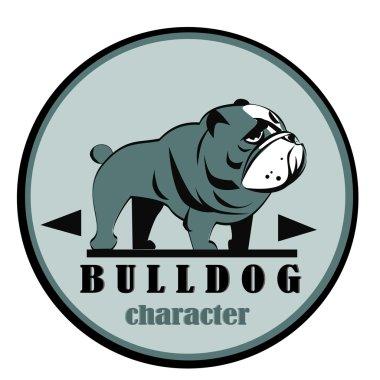 The bulldog icon