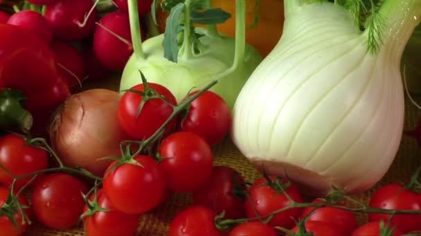 Különböző fajta zöldség, szelektív összpontosít