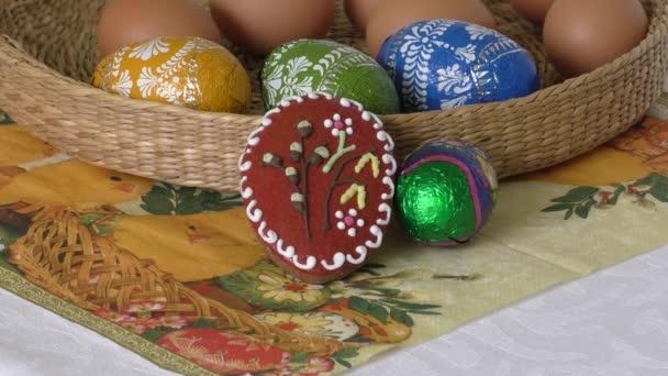 húsvéti Csokoládébol készitet tojások