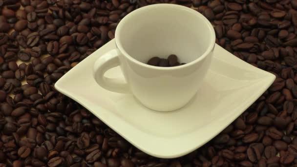 Kávébab egy pohárban