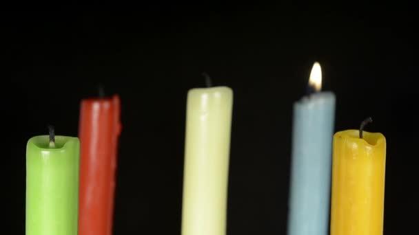 Tighten candles